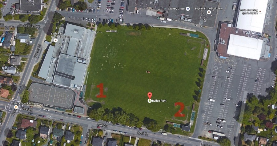 Diamond Car Wash >> Greater Victoria Mixed Slowpitch Association - Locations